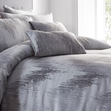 Quartz Duvet Set - Silver