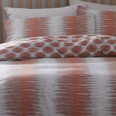 Tribe Duvet Set - Terracotta