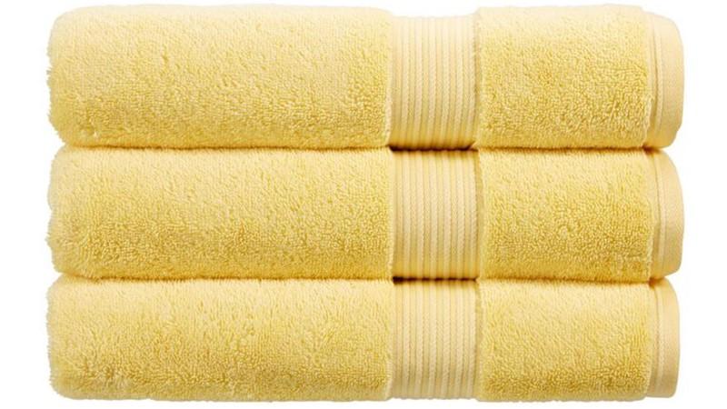 Supreme Hygro Towel - Primrose