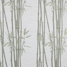 Chateau Bamboo Curtains - Natural