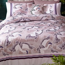 Ted Baker Flighter Duvet Cover - Mink