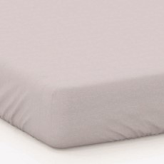 Percale Extra Deep Fitted Sheet - Cloud