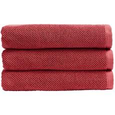 Christy Brixton Towel - Pomegranate