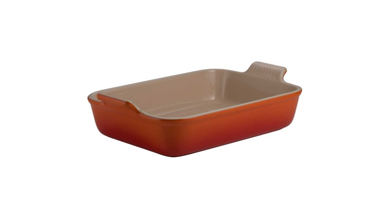Le Creuset Deep Dish - Volcanic