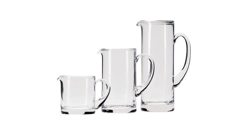 LSA Basis Jug - Clear