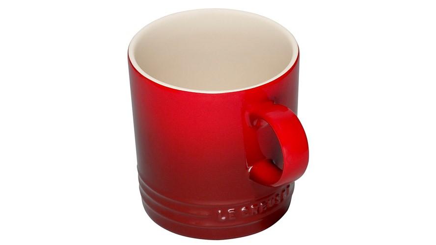 Le Creuset 350ml Mug - Cerise