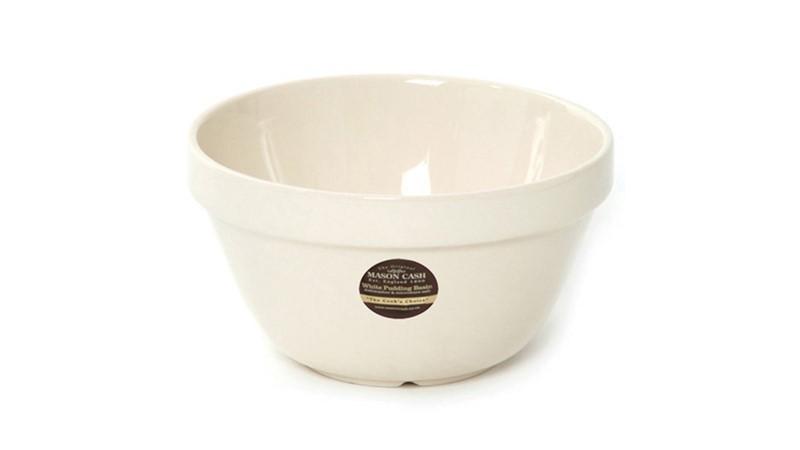 Mason Cash Pudding Basin - White