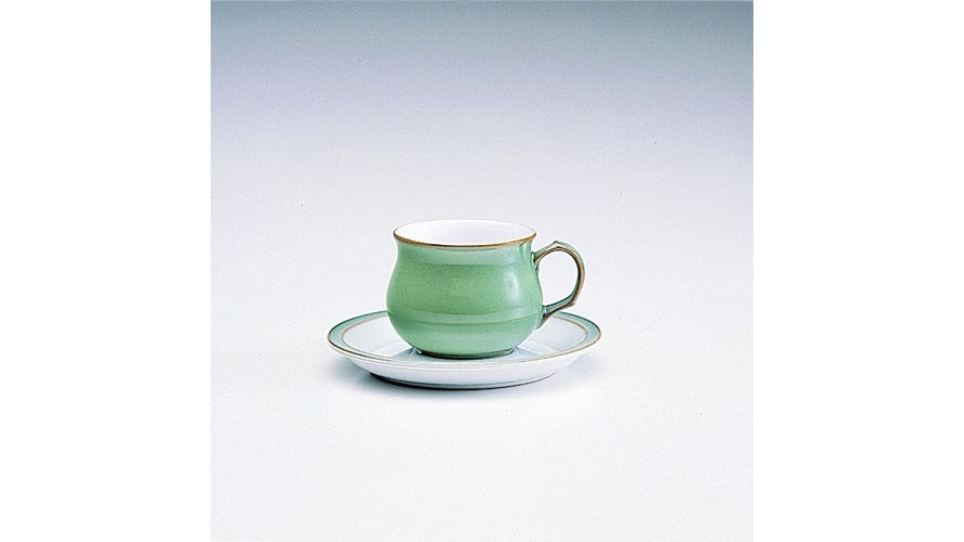 Denby Regency Green Saucer