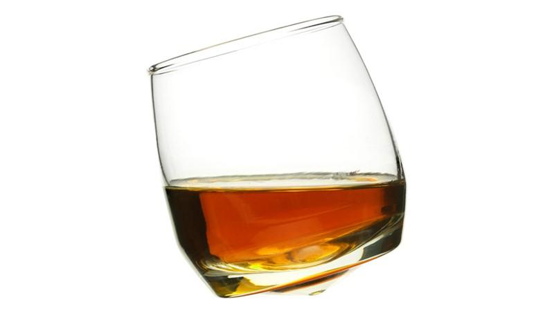 Rounded Base Whisky Glass - Set of 6