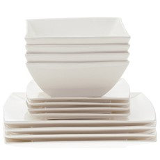 Maxwell & Williams East Meets West 12 Piece Dinner Set