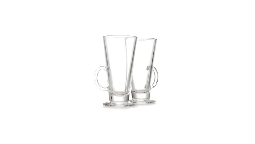 Boston Latte Glasses (Set of 2)