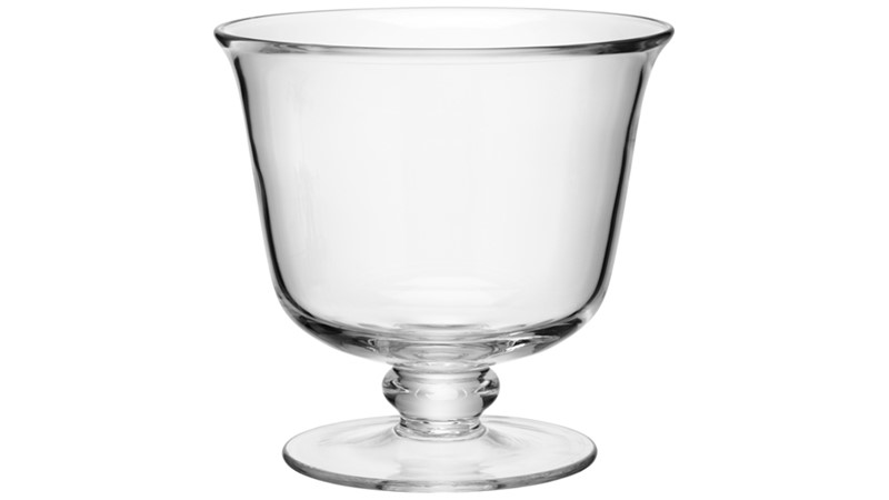 LSA Serve Tall Glass Compote