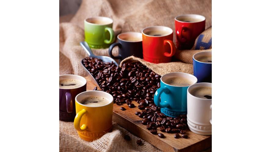 Le Creuset Espresso Mug - Black