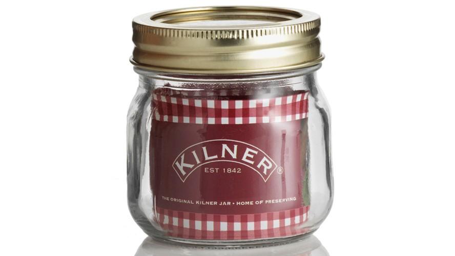 Kilner 0.25L Preserve Jar