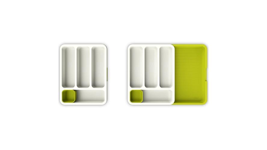 Joseph Joseph Drawerstore - White & Green