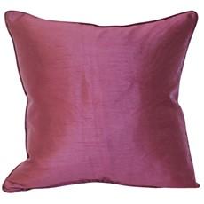 Fiji Cushion - Aubergine