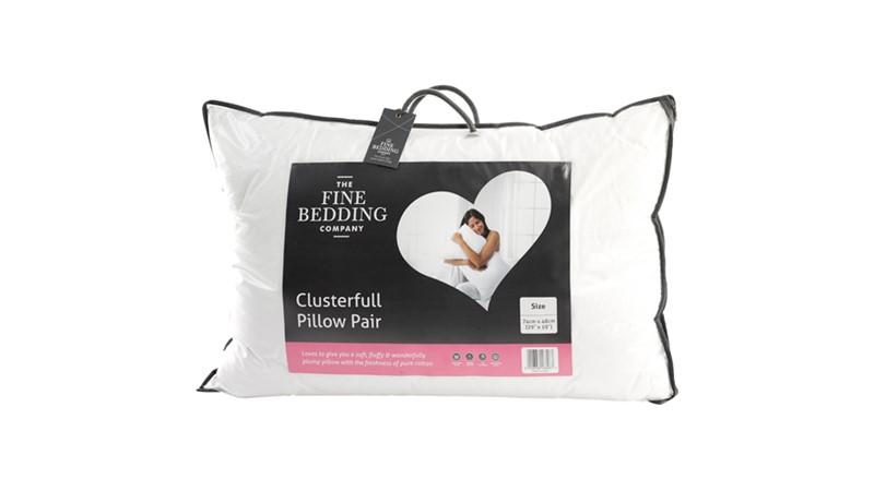 Clusterfull Pillow (Pair)