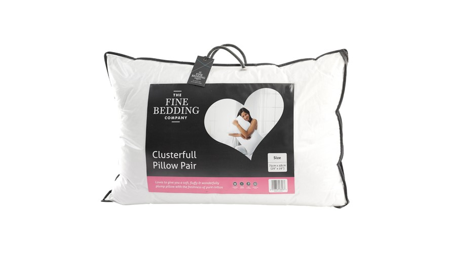 Clusterfull Pillow (Pair)