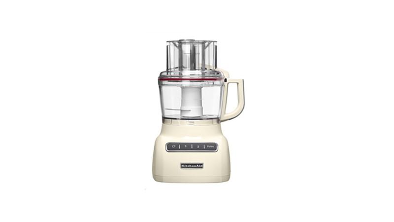 KitchenAid 2.1L Food Processor - Almond