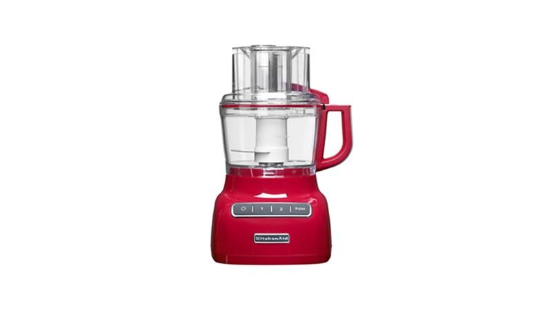KitchenAid 2.1L Food Processor - Empire Red