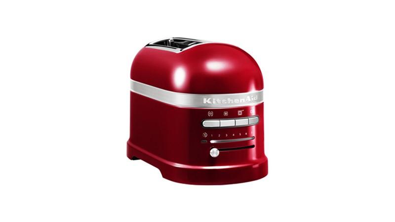 KitchenAid Artisan 2 Slot Toaster - Candy Apple
