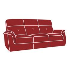 Cava 3 Seater Sofa