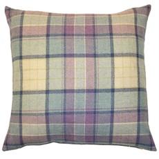 Voyage Iona Square Cushion - Heather