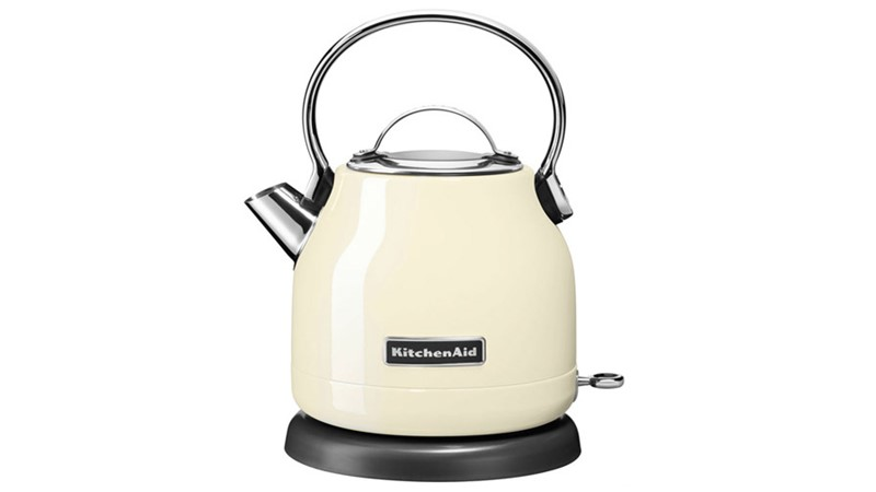 KitchenAid 1.25L Dome Kettle - Almond