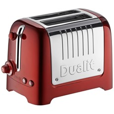 Dualit 2 Slot Lite Toaster - Red