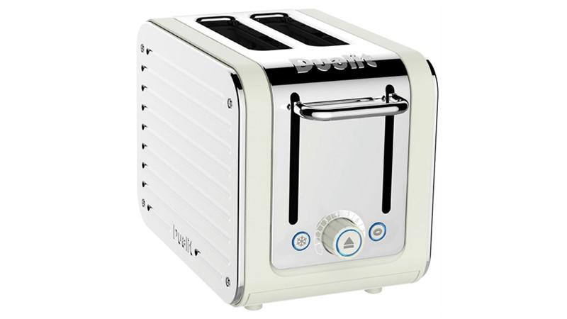 Dualit 2 Slot Architect Toaster - White