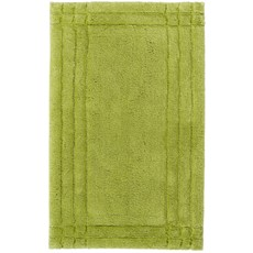 Christy Supreme Bath Rug - Green Tea