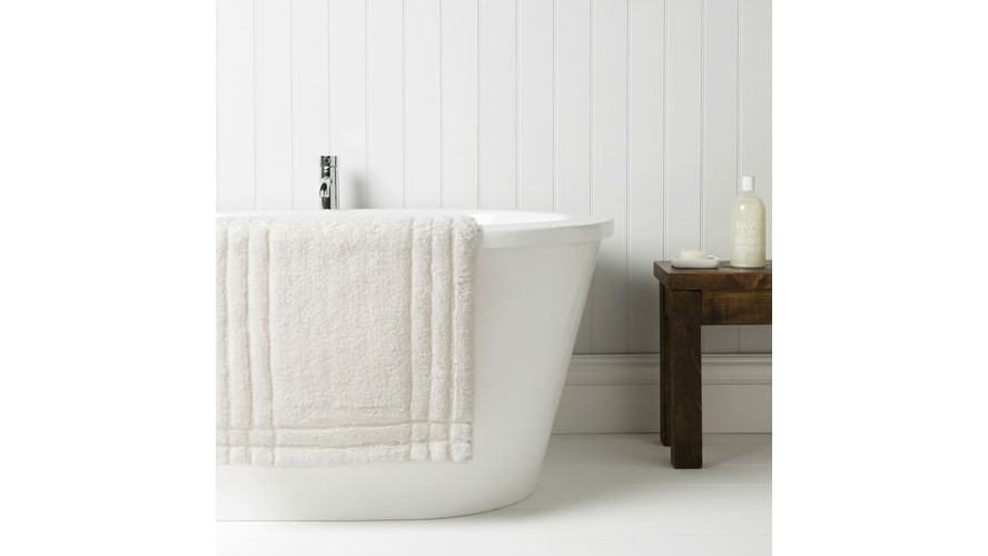 Christy Supreme Bath Rug - Almond