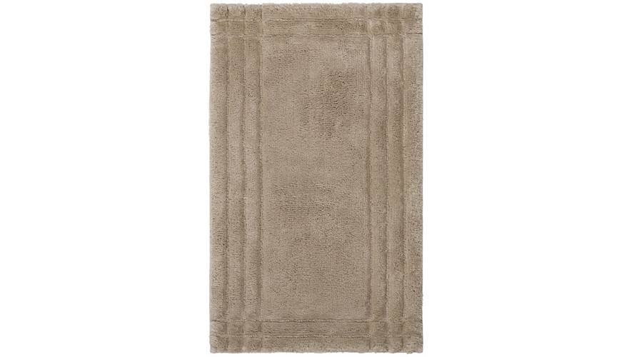 Christy Supreme Bath Rug - Stone