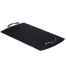 Just Slate Antlers Serving Tray - Large