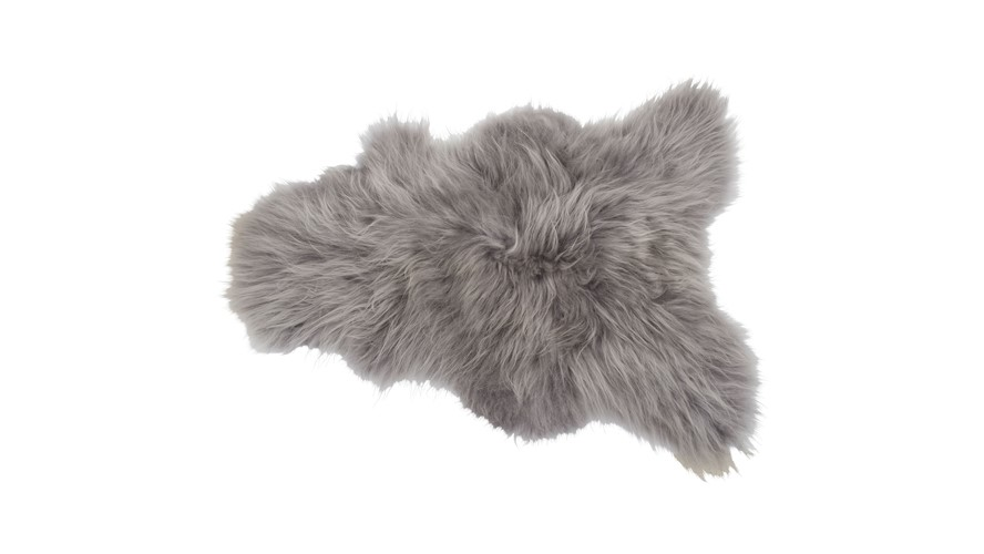 Icelandic Sheepskin - Grey