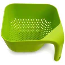 Joseph Joseph Medium Square Colander - Green