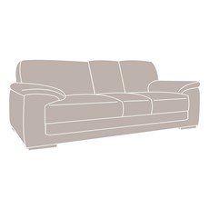 Cordoba Large 3 Seater Sofa