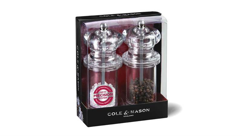Prescision 505 Salt & Pepper Gift Set
