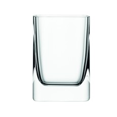 LSA Modular Small Square Vase - Clear