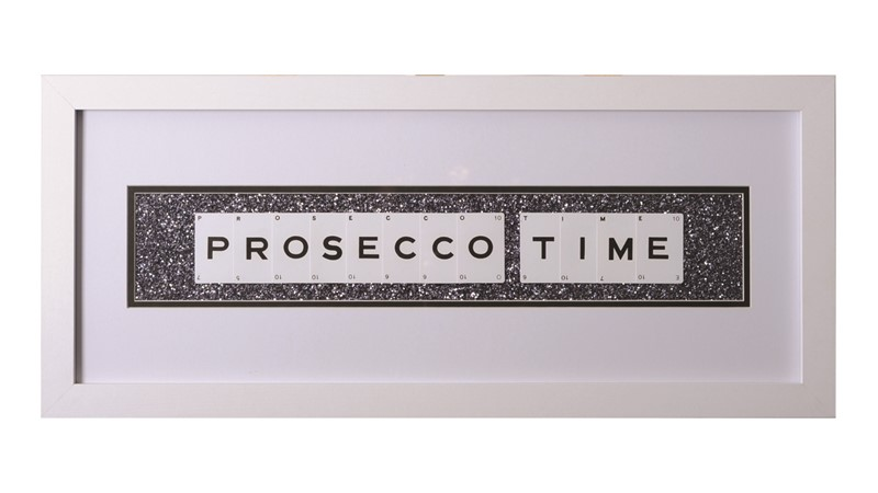 Prosecco Framed Wall Art