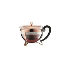 Bodum Chambord 1.5L Tea Pot - Copper