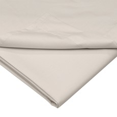 Percale 200 Extra Deep Fitted Sheet - Ivory