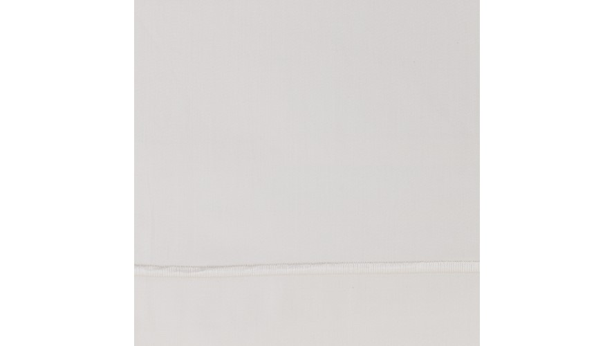 Percale Fitted Sheets - Ivory