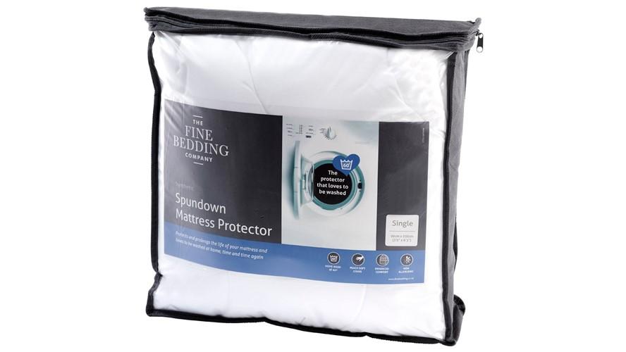 Spundown Mattress Protector