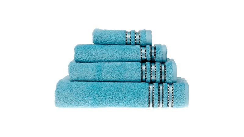 Vossen Cult De Luxe Towel - Azure