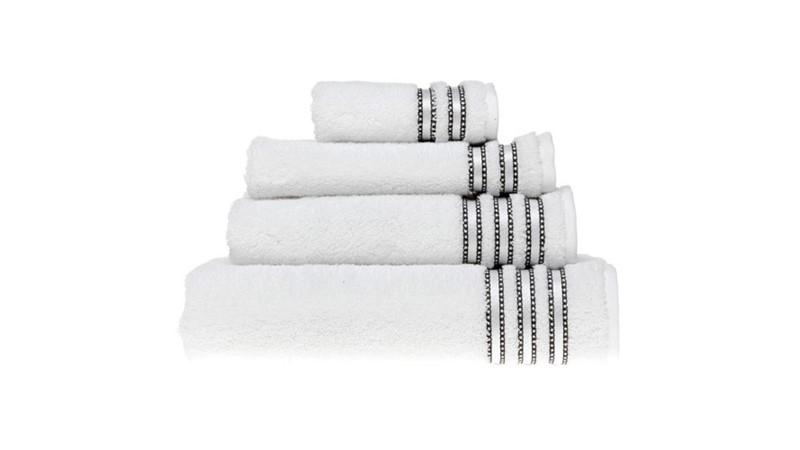 Vossen Cult De Luxe Towel - White