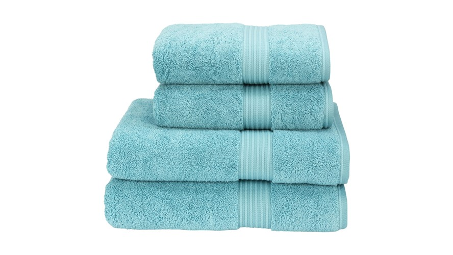 Christy Supreme Hygro Towel - Lagoon