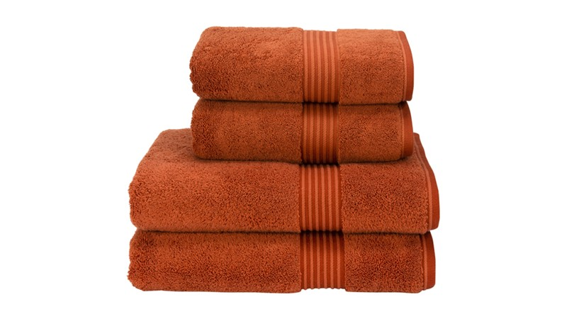 Christy Supreme Hygro Towel - Paprika