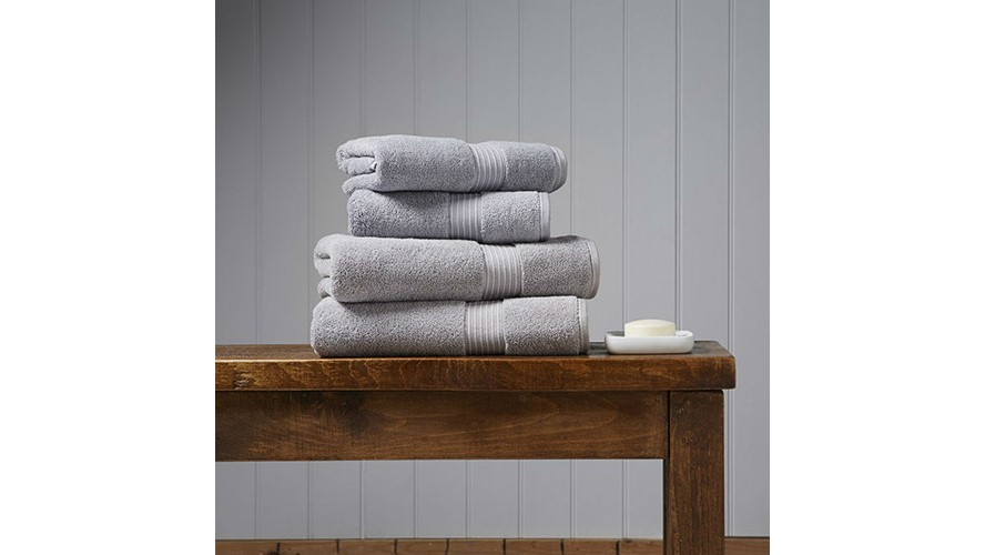 Christy Supreme Hygro Towel - Silver