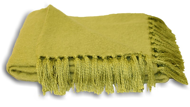 Chiltern Throw - Lime